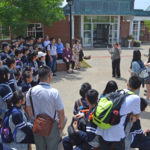 Lincoln Academy Hosts Students from Abroad