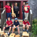 Summer Woodworking Class for Youth Offered at Carpenter's Boat Shop