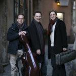 Vienna Piano Trio at Opera House at Boothbay Harbor