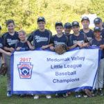 Warren wins Medomak LL baseball title