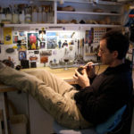 Noted Wood Sculptor at Chats with Champions June 27