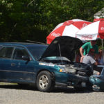 Drivers' Failure to Yield Cause of Two Separate Accidents in Damariscotta