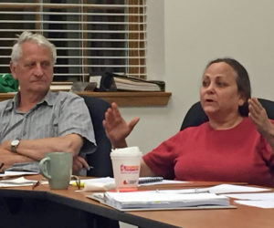 Damariscotta Planning Board Member Pitches Ban on Graffiti, LED Signs