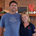 Damariscotta's Joe Lane Lobsterman Opens in Bigger, Permanent Location