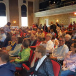 Former U.S. Sen. George Mitchell Speaks at Lincoln Theater