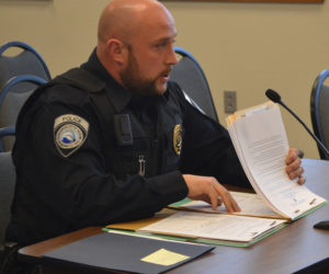 Warlick Appointed Damariscotta Police Chief