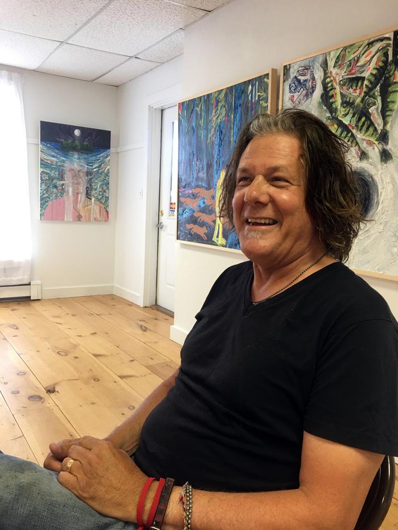 Michael Blaze Petan (Christine LaPado-Breglia photo)