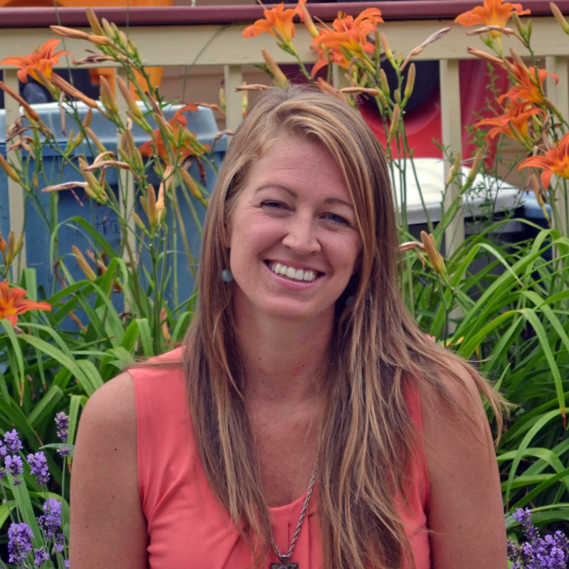 Haley Bezon is the founder of Hearty Roots. (Abigail Adams photo)