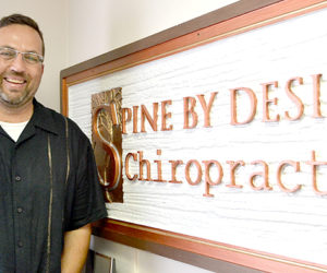 Chiropractor Opens Spine by Design in Newcastle