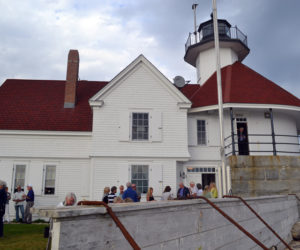 Rare Event Offers Insider's View of Cuckolds Lighthouse