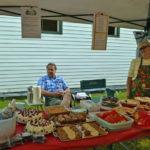 Westport Islanders Scarf Down Chicken, Dunk Fire Chief at Fundraiser