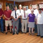 Wiscasset Legionnaire Named Honorary Commander