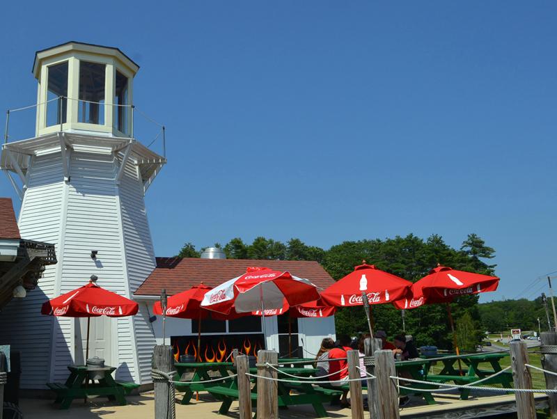 The Lighthouse Restaurant in Wiscasset is open under new management. (Charlotte Boynton photo)