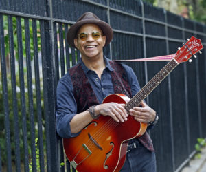 American Bluesman Guy Davis Comes to Opera House