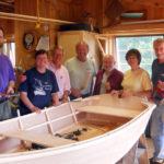 Boat-Building Class at Carpenter's Boat Shop