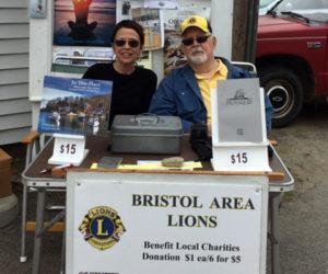 Bristol Lions Raffle Ticket Sales