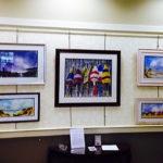 Butterfield Art at First National Bank