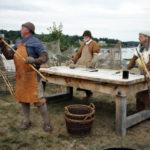 Colonial Pemaquid 17th Century Encampment Event