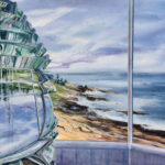 Damariscotta River Grill Hosts Three New Artists