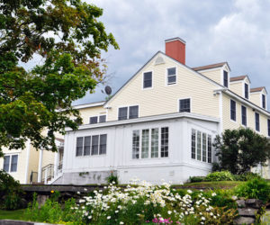 The Lincoln Home was surveyed by the Maine Department of Health and Human Services in mid-June and was pronounced deficiency-free.