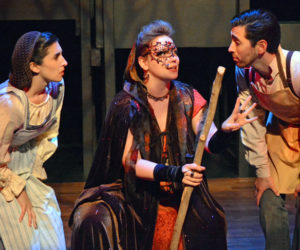 Heartwood's 'Into the Woods' Heading into Final Run