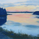Peninsula Artists Hannah and Farrell Exhibit at Pemaquid Art Gallery