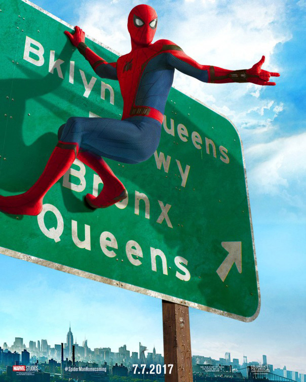 """Tom Holland stars in """"Spider-Man: Homecoming,"""" playing Friday, July 21 through Thursday, July 27 at 7 p.m. at The Harbor Theatre. Sunday shows will take place at 2 and 7 p.m."""