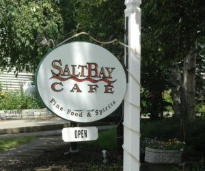 Salt Bay Cafe to Close in Mid-July