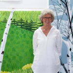 Artist Jane Dahmen Honored by Maine Magazine