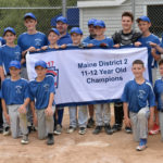 Lincoln County 11&12 All-Stars win District 2 title