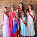 Maine Strawberry Pageant Winners