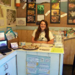Melanie Nash is Summer Director of Nature Center