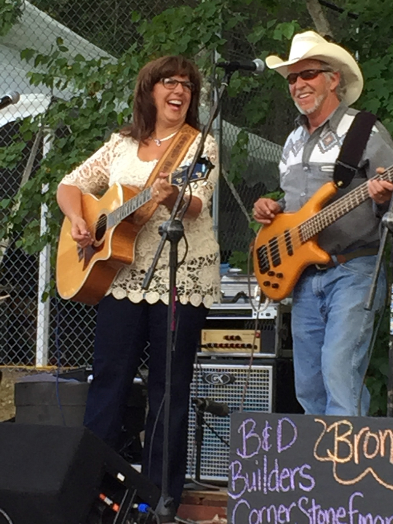 Debbie Myers and Redneck Rodeo