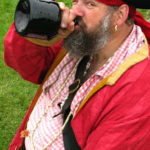 Pirate Portrayal at Colonial Pemaquid