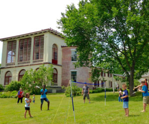 Summer Fun at Library, Castle Tucker