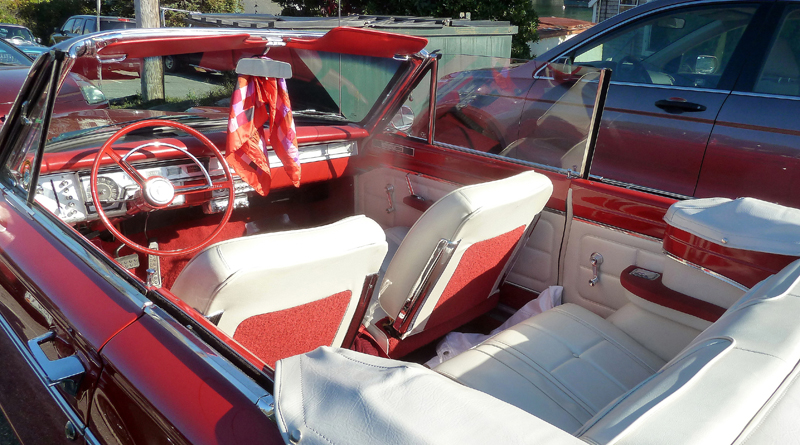 Expected fair weather will once again bring interesting convertibles to the fourth annual Olde Bristol Days Vintage Car Show on Saturday, Aug. 12 at Colonial Pemaquid State Historic Site.