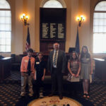 Great Salt Bay Students Visit Augusta