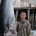 Bristol 12-Year-Old a Tuna Fishing Legend