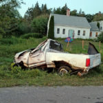 Driver Charged with OUI after Bristol Rollover