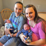 Sisters Give Birth Within 12 Hours of Each Other at Miles
