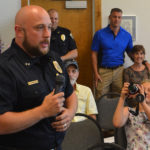 New Damariscotta Police Chief Focuses on Visibility in Community