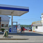 Downtown Damariscotta Service Station Concerned About Pedestrian Safety