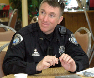 Damariscotta Police Officer Promoted to Sergeant
