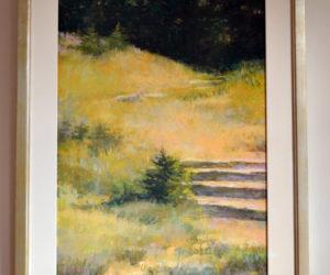 Review: Work of Pastel Master Kathleen Galligan Tells 'Quiet Tale'
