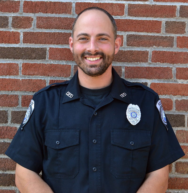 Officer David Bellows