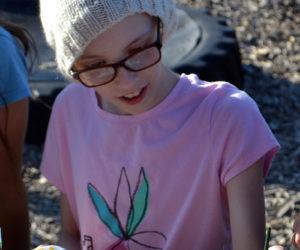 Newcastle Cancer Warrior, 13, Raises Awareness of Pediatric Cancer