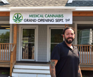 Edgecomb Storefront Aims to Reduce Stigma of Medical Marijuana