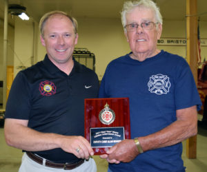 Lincoln County Fire Chiefs Recognize Service Past and Present