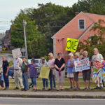 Area Residents Hold Vigils in Response to Charlottesville Violence