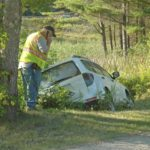 Driver Charged with OUI after Newcastle Accident